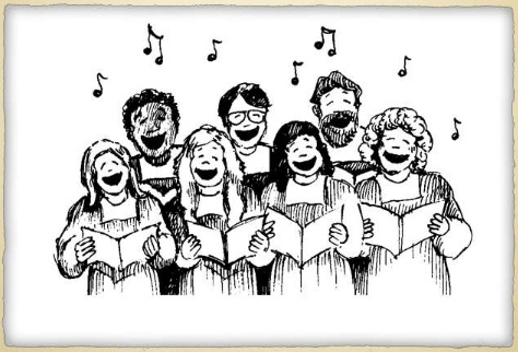 UPDATE – 1st Singing Class + Gig for our Dance Group