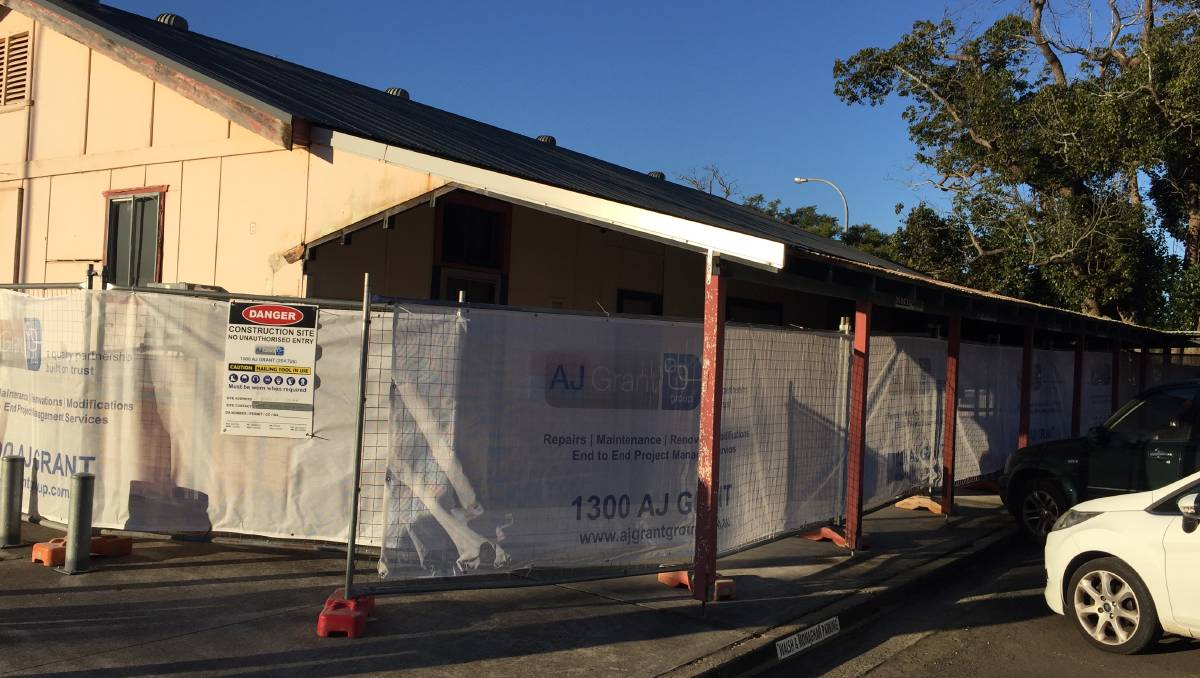 Nowra School of Arts Annex – Ready & Waiting for our Return !!!